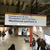 Photo taken at Platform 2 by Chris B. on 11/4/2013