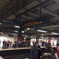 Photo taken at Platform 2 by Chris B. on 10/9/2013
