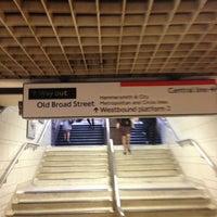 Photo taken at Platform 2 by Chris B. on 9/2/2013