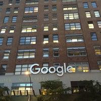 Photo taken at Google New York by Chris B. on 5/18/2017