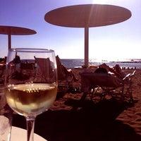 Photo taken at Playa beach Bar by I. S. on 3/25/2014