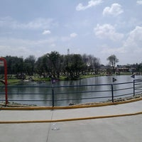 Photo taken at Parque Recreativo El Ameyal by Mike J. on 5/3/2014