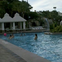 Photo taken at Sheraton Vistana Resort Villas, Lake Buena Vista/Orlando by Natalie Y. on 9/13/2012