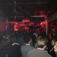 Photo taken at Maple Leaf Bar by Sam W. on 11/24/2012