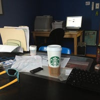 Photo taken at PJ's & Coffee Social Media Marketing by Michael S. on 9/14/2013