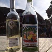 Das Foto wurde bei Chaddsford Winery von Michael S. am 10/6/2012 aufgenommen