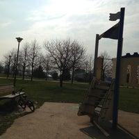 Photo taken at Parc Des Sevines by Jamal A. on 3/27/2013