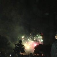 Photo taken at Parc Des Sevines by Jamal A. on 7/13/2013