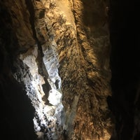 Photo taken at Ruby Falls Haunted Caverns by Jenny T. on 8/24/2016