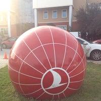 11/13/2012 tarihinde Pera P.ziyaretçi tarafından Türk Hava Yolları Uçuş Eğitim Başkanlığı'de çekilen fotoğraf