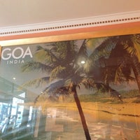 Photo taken at Palms of Goa by Pera P. on 4/25/2014