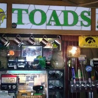 Photo taken at Toad's Tavern by Bruce S. on 9/19/2012