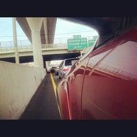 Photo taken at Van Wyck Expressway (I-678) by Jorge M. on 12/4/2012
