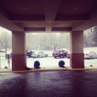 Photo taken at Holiday Inn Orangeburg-Rockland/Bergen Co by Jorge M. on 1/18/2014