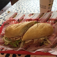 Photo taken at Firehouse Subs by BktownBrad on 2/4/2015