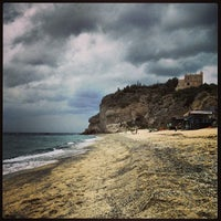 Photo taken at Lido Mare Grande by Alfredo M. on 10/5/2013