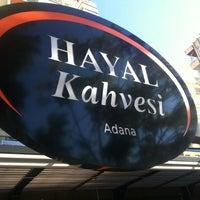 Foto scattata a Hayal Kahvesi da Özer (Wrzl) D. il 12/12/2013