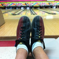 Photo taken at Let It Roll Bowl & Entertainment by Lance G. on 10/24/2012