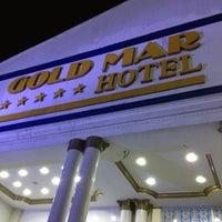 Photo taken at Iate Borari I - Hotel Gold Mar by JÚNIOR on 12/2/2012