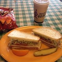 Photo taken at Erik's DeliCafe by AJ F. on 3/7/2014