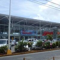 Photo taken at Terminal de Autobuses ADO by Alejandro M. on 4/4/2013