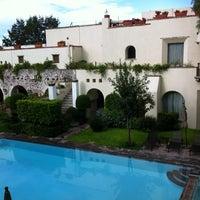Foto tomada en Doña Urraca Hotel & Spa por Yelvaly C. el 9/13/2013