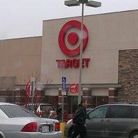 Photo taken at Target by Sharlani-Gilbert-Skye R. on 12/23/2012