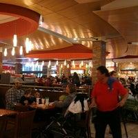 Photo taken at Food Court at Oakridge Mall by Sharlani-Gilbert-Skye R. on 12/28/2012
