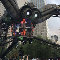 Photo taken at Ultra Music Festival by Aleah A. on 3/27/2017
