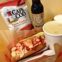 Photo taken at Luke's Lobster by Caroline V. on 1/19/2013