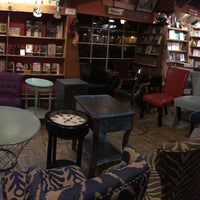 Photo taken at Upstart Crow Bookstore & Coffee House by Caroline V. on 7/21/2016