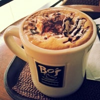 Photo taken at Bo's Coffee by Schroeder E. on 1/30/2013