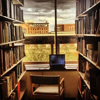 Photo prise au Howard-Tilton Memorial Library - Tulane University par Greg B. le12/5/2012