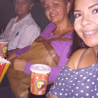 Photo taken at Cines Unidos by Paola T. on 1/3/2016