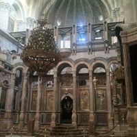 Photo taken at Church of the Holy Sepulchre by Gal on 12/28/2012