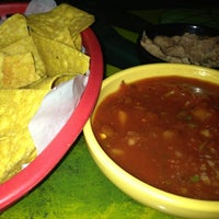Photo taken at Maya's Mexican by Mark J. on 12/21/2012