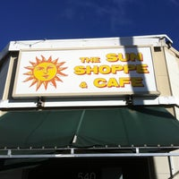 Photo taken at Sun Shoppe by Anna R. on 9/6/2013