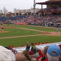 Photo taken at Spectrum Field by Michael S. on 2/25/2013