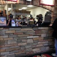 Photo taken at Marco's Pizza by Matt W. on 4/19/2013