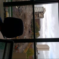 Photo taken at Strathclyde Business School by Alia K. on 10/21/2013