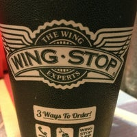 Photo taken at Wingstop by O Livi @ on 12/29/2012