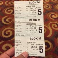Photo taken at Blok M 21 by Tengku A. on 11/17/2016