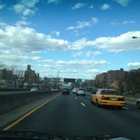 Photo taken at Major Deegan Expressway (I-87) by Laurentius T. on 3/30/2013