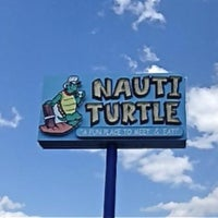 Photo taken at Nauti Turtle by Laurentius T. on 2/14/2014