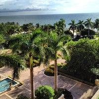 Photo taken at The Ritz-Carlton Key Biscayne, Miami by Adrian S. on 9/17/2012