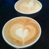 Photo taken at Olmos Perk Coffee Bar by Iris S. on 3/15/2013