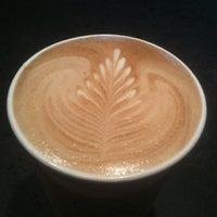 Photo taken at Olmos Perk Coffee Bar by Iris S. on 11/15/2012