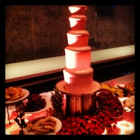 Photo taken at Amor Chocolate Fountains by Chevelle C. on 10/11/2012