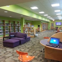 Photo taken at Rudy Gelnett Memorial Library by C B. on 12/21/2012