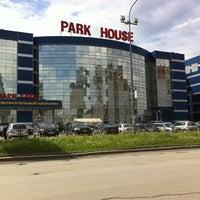 Снимок сделан в ТРК «Парк Хаус» пользователем 🅰ndrew K. 6/2/2012